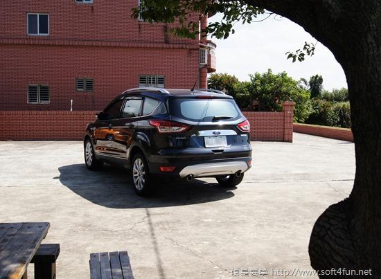 高CP值強悍性能SUV休旅 - Ford Kuga 1.5L Ecoboost 100