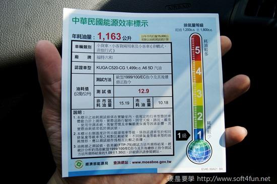 高CP值強悍性能SUV休旅 - Ford Kuga 1.5L Ecoboost 48