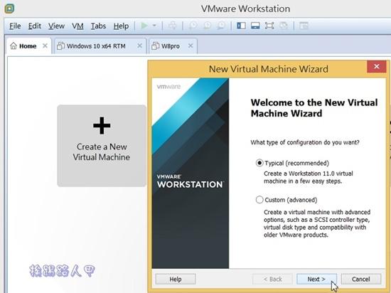 用VMware Workstation 11虛擬機器在 Windows 上執行 Mac OS osvm-06
