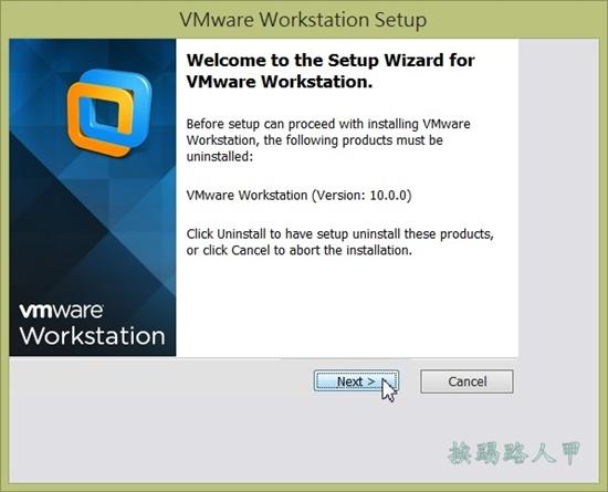 用VMware Workstation 11虛擬機器在 Windows 上執行 Mac OS vm10-02