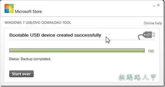 製作Windows 10預覽版的USB安裝隨身碟 usbw10-07_thumb