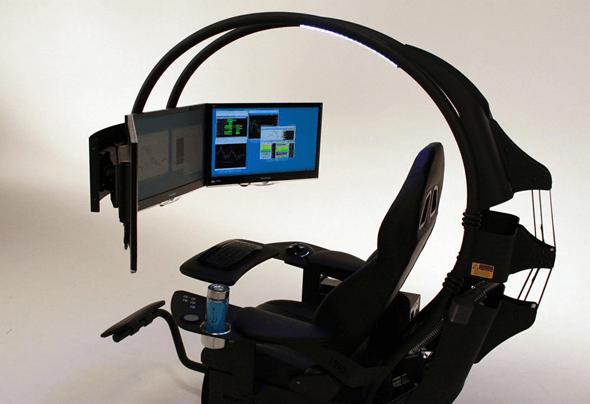 造價70萬的電腦椅,帝王蠍工作站 324965d5e61e416a9e2eb6bbff4da4d7