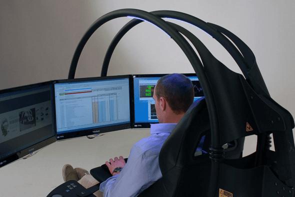 造價70萬的電腦椅,帝王蠍工作站 94a5b1eabef54456b5315caaa9dae09c