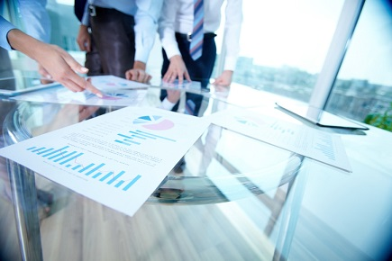 iStock meeting report graph increase business analysis 171591693 - Majority of insurers' digitalisation efforts end up in failure