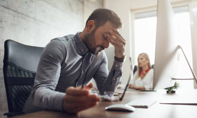 Stressed employees are costing employers billions | HRD Canada