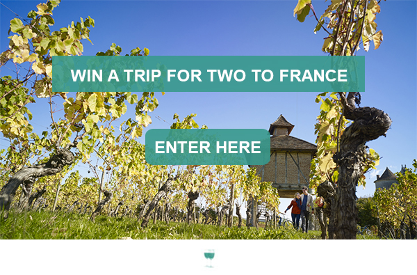 vote and win a trip to france enter here