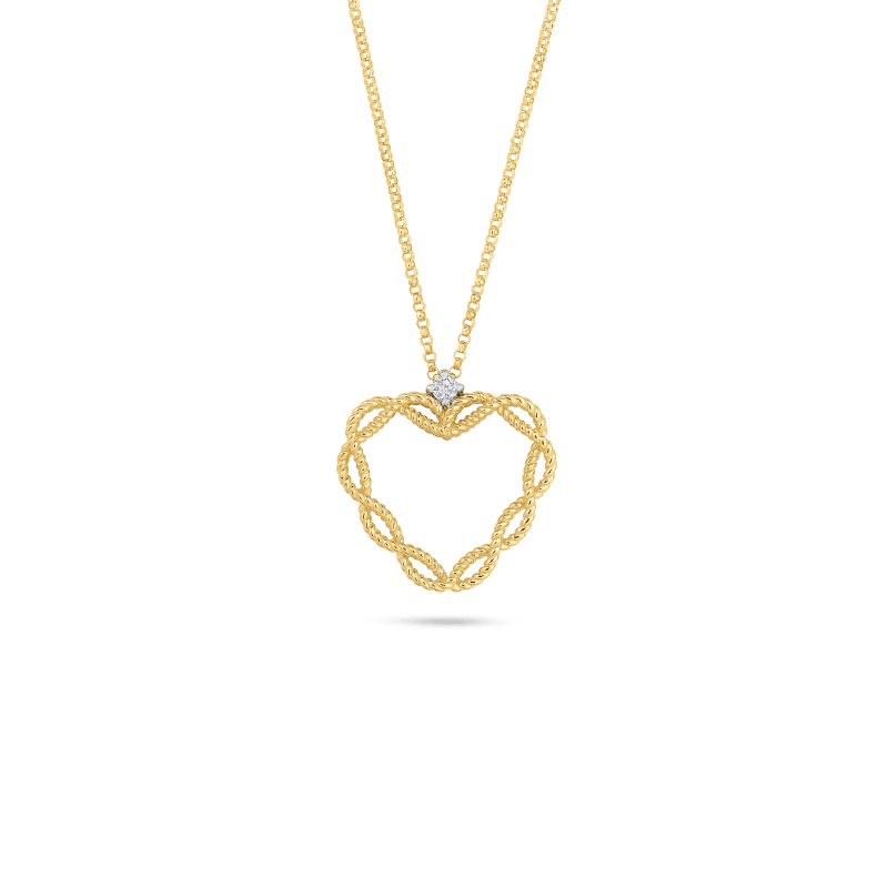 Roberto-Coin-Barocco-18K-Yellow-Gold-and-18K-White-Gold-Heart-Pendant-with-Diamonds-7771172AJCHX