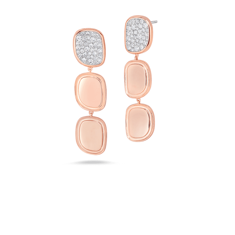 Roberto-Coin-Black-Jade-18K-Rose-Gold-Drop-Earrings-with-Diamonds-8881874AXERX