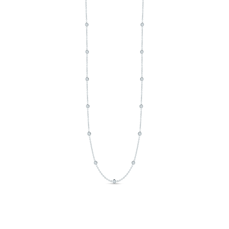 Roberto-Coin-Diamonds-by-the-Inch-18K-White-Gold-Necklace-with-15-Diamond-Stations-000163AW1815 copy