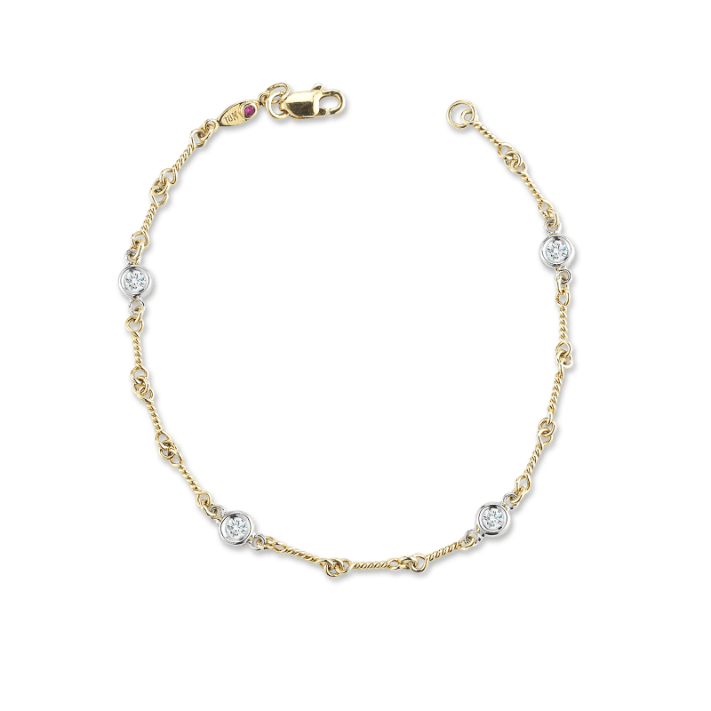 Roberto-Coin-Diamonds-by-the-Inch-18K-Yellow-Gold-and-18K-White-Gold-Dogbone-Chain-Bracelet-with-Diamond-Stations-001824AJLBX0