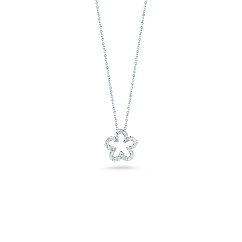 Roberto-Coin-Tiny-Treasures-18K-White-Gold-Flower-Pendant-with-Diamonds-001253AWCHX0