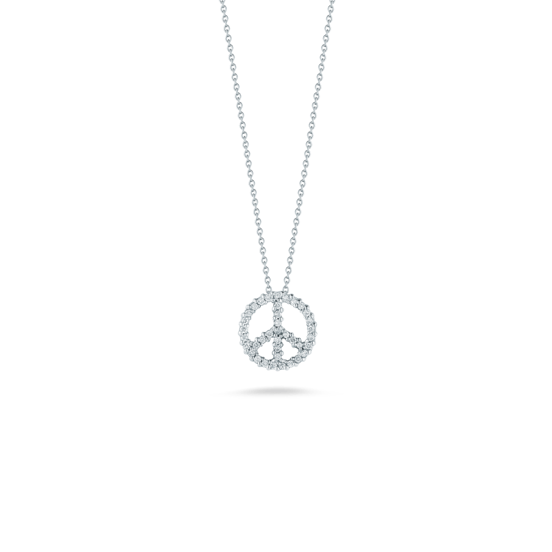 Roberto-Coin-Tiny-Treasures-18K-White-Gold-Peace-Sign-Pendant-with-Diamonds-001683AWCHX0