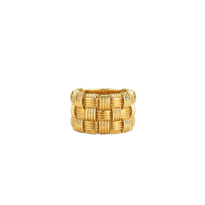 Roberto-Coin-Appassionata-18K-Yellow-Gold-3-Row-Ring
