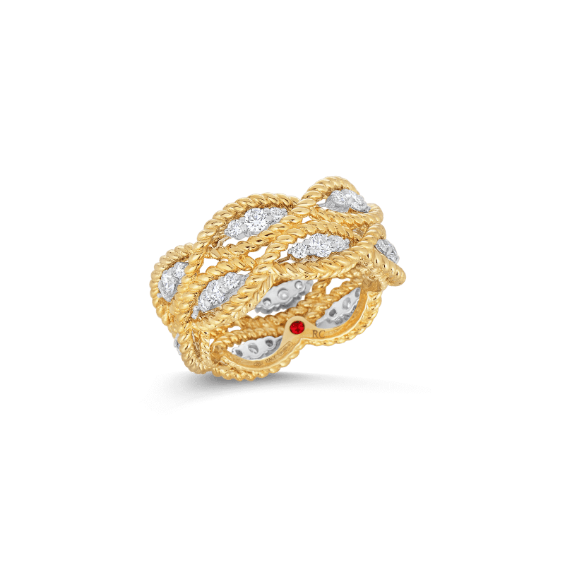 Roberto-Coin-Barocco-18K-Yellow-Gold-and-18K-White-Gold-2-Row-Ring-with-Diamonds-7771074AJ65X