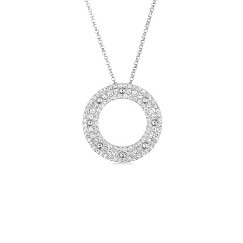Roberto-Coin-Pois-Moi-18K-White-Gold-Circle-Pendant-with-Diamonds-8881855AXCHX
