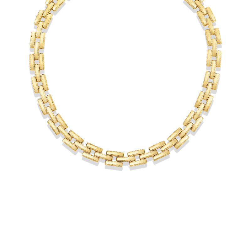 Roberto-Coin-18k-yellow-gold-Retro-Link-Collar-7771394AYCH0