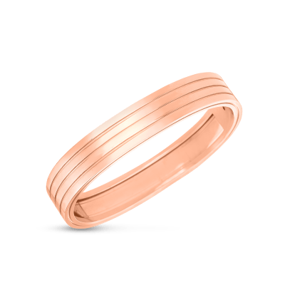Product 18k 4 Row Portofino Hinged Bangle