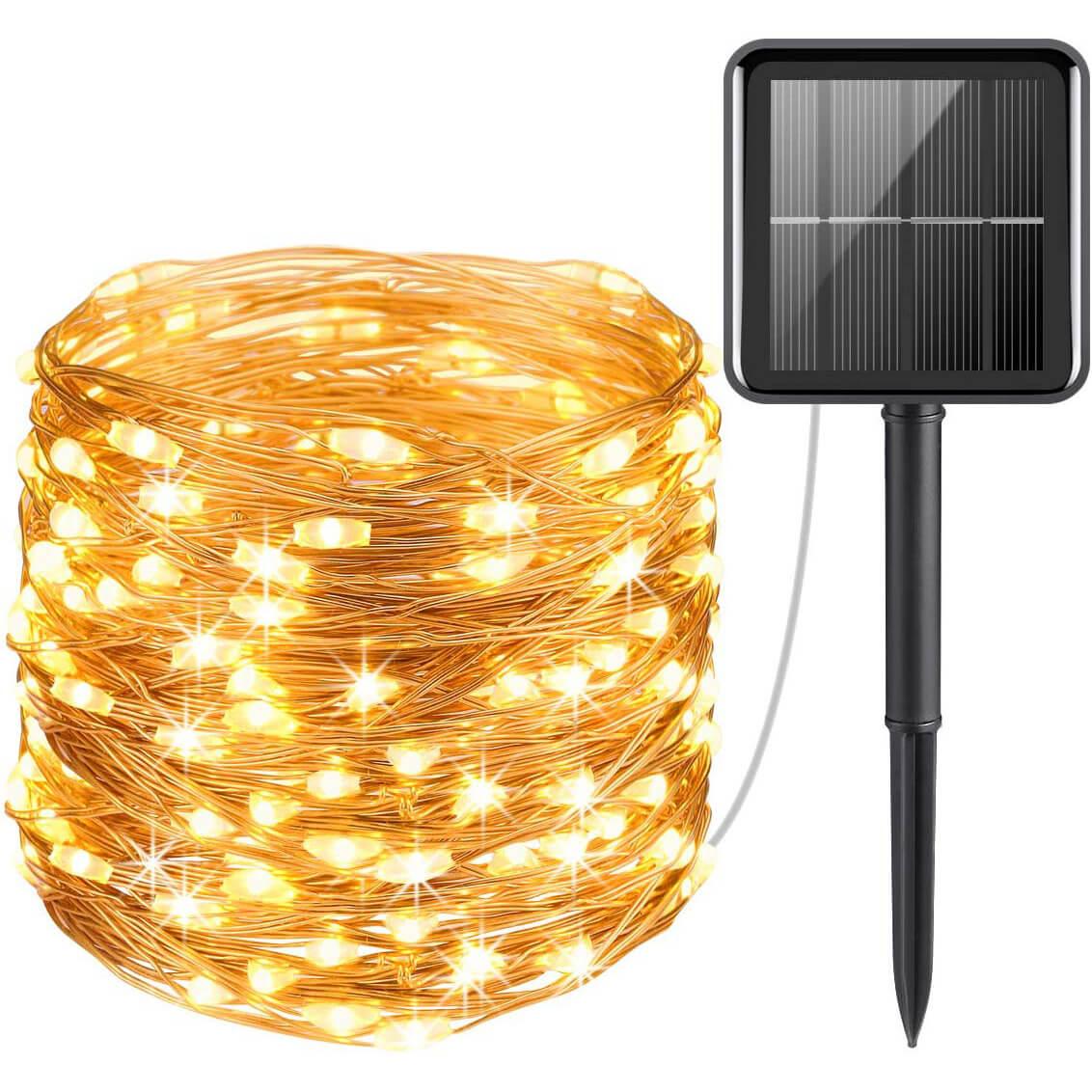 best solar string lights for 2021