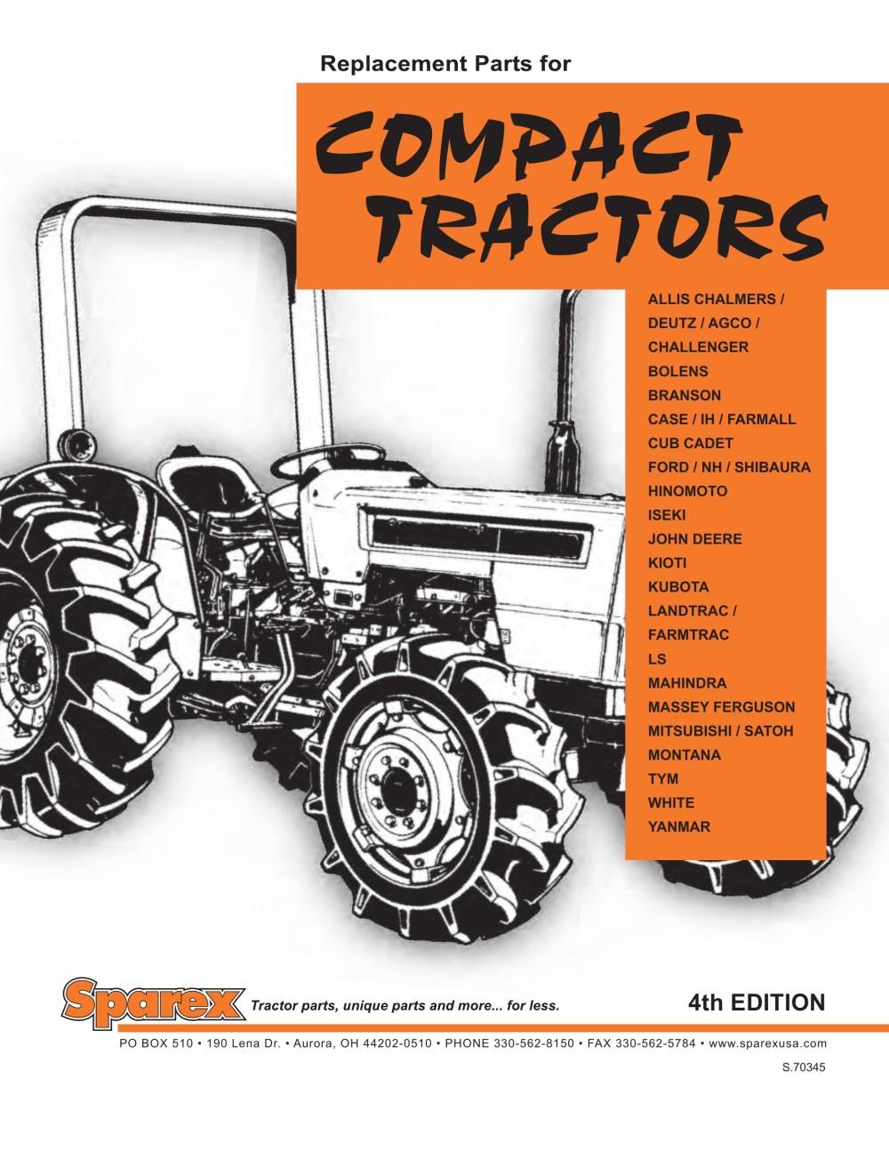 medium resolution of s 70345 compact tractors