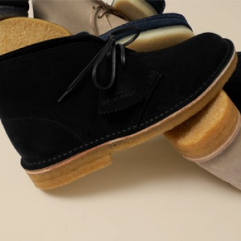 Clarks Originals - A Brief Intro