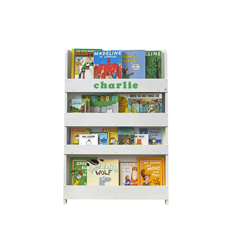 personalised children s bookcase official tidy books uk store