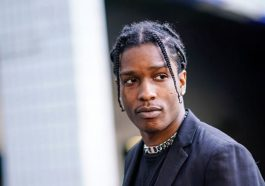 A$AP ROCKY - RACKS ON ME