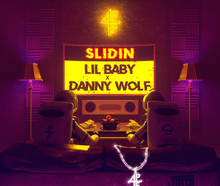 Download Danny Wolf & Lil Baby Slidin mp3 audio download