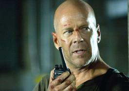 'Die Hard' writer says the film is more of a Christmas film than 'White Christmas'