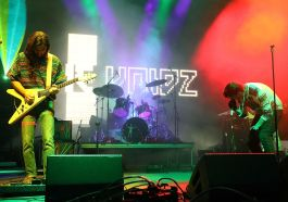 Watch The Voidz perform 'Alien Crime Lord' on 'The Tonight Show Starring Jimmy Fallon'