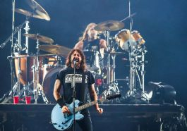 """Dave Grohl on Foo Fighters' decision to release 'Medicine At Midnight' following pandemic delays: """"People need something to lift their spirits"""""""