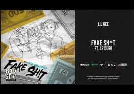 DOWNLOAD MP3: Lil Kee - Fake Shit Ft. 42 Dugg