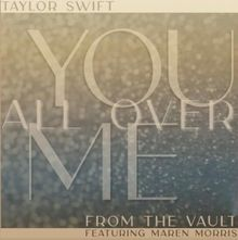 MP3: Taylor Swift - You All Over Me (From the Vault)