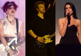 Yungblud, Finneas and Dua Lipa on lineup for YouTube Originals New Year's Eve special