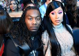 Cardi B says divorce from Offset isn't about his cheating