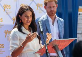 Meghan Markle and Prince Harry may earn less for speaking gigs due to strict demands
