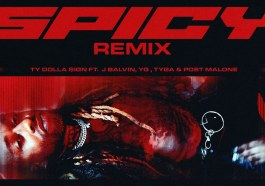 Ty Dolla $ign - Spicy (Remix) ft. J Balvin, YG, Tyga & Post Malone