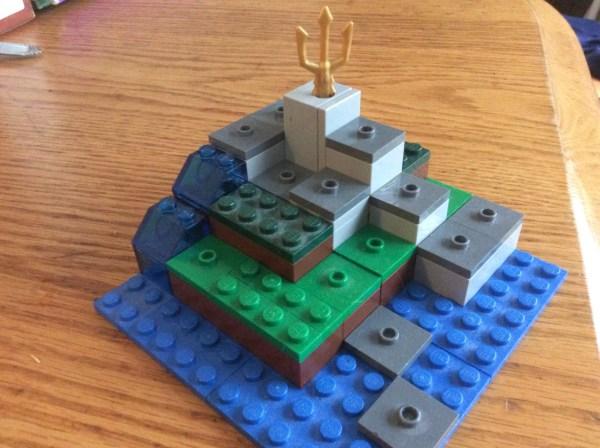 Drowned Farm Minecraft - Exploring Mars