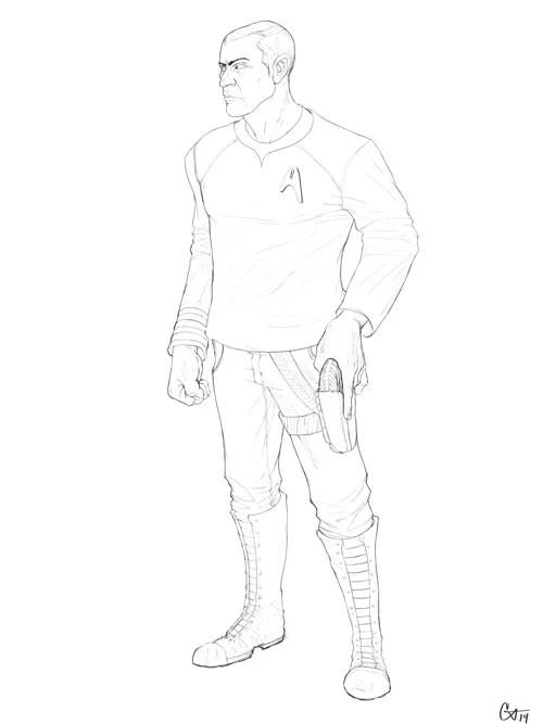 Beastro draws characters.(reduex) — Penny Arcade
