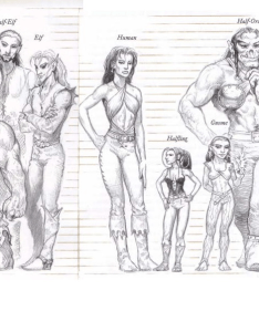 Want to add the discussion also halflings are shorter than some might think height examples shown rh reddit