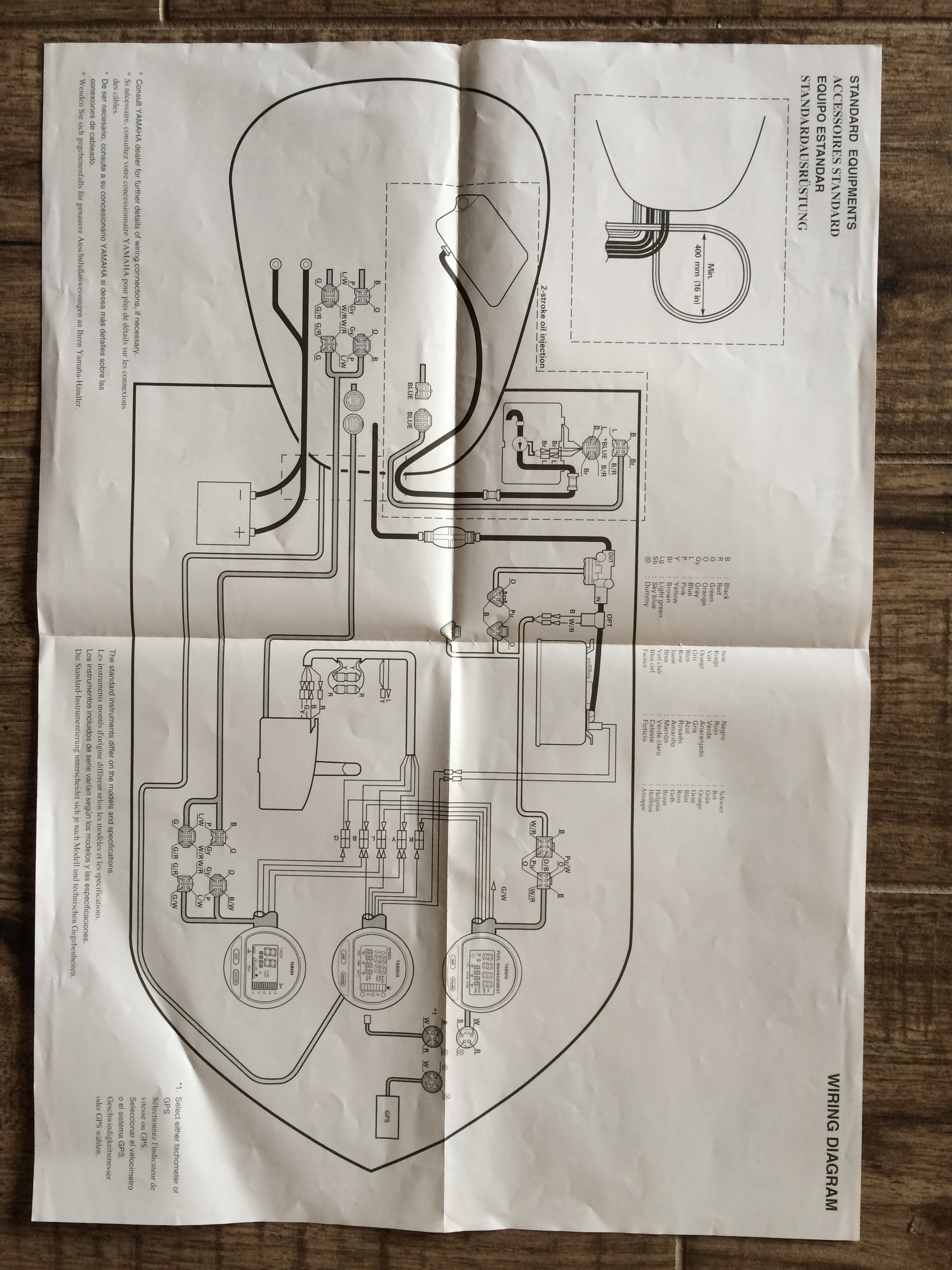 Electrical Wiring Diagrams For A Fd Gs 201 Does