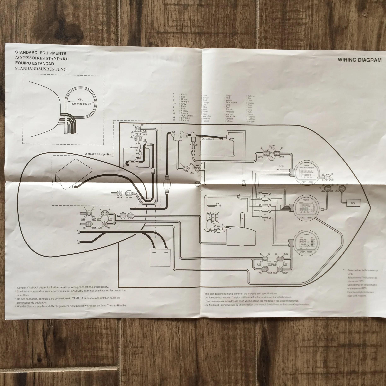 Crestliner Pontoon Boat Wiring Diagram | Wiring Schematic ... on