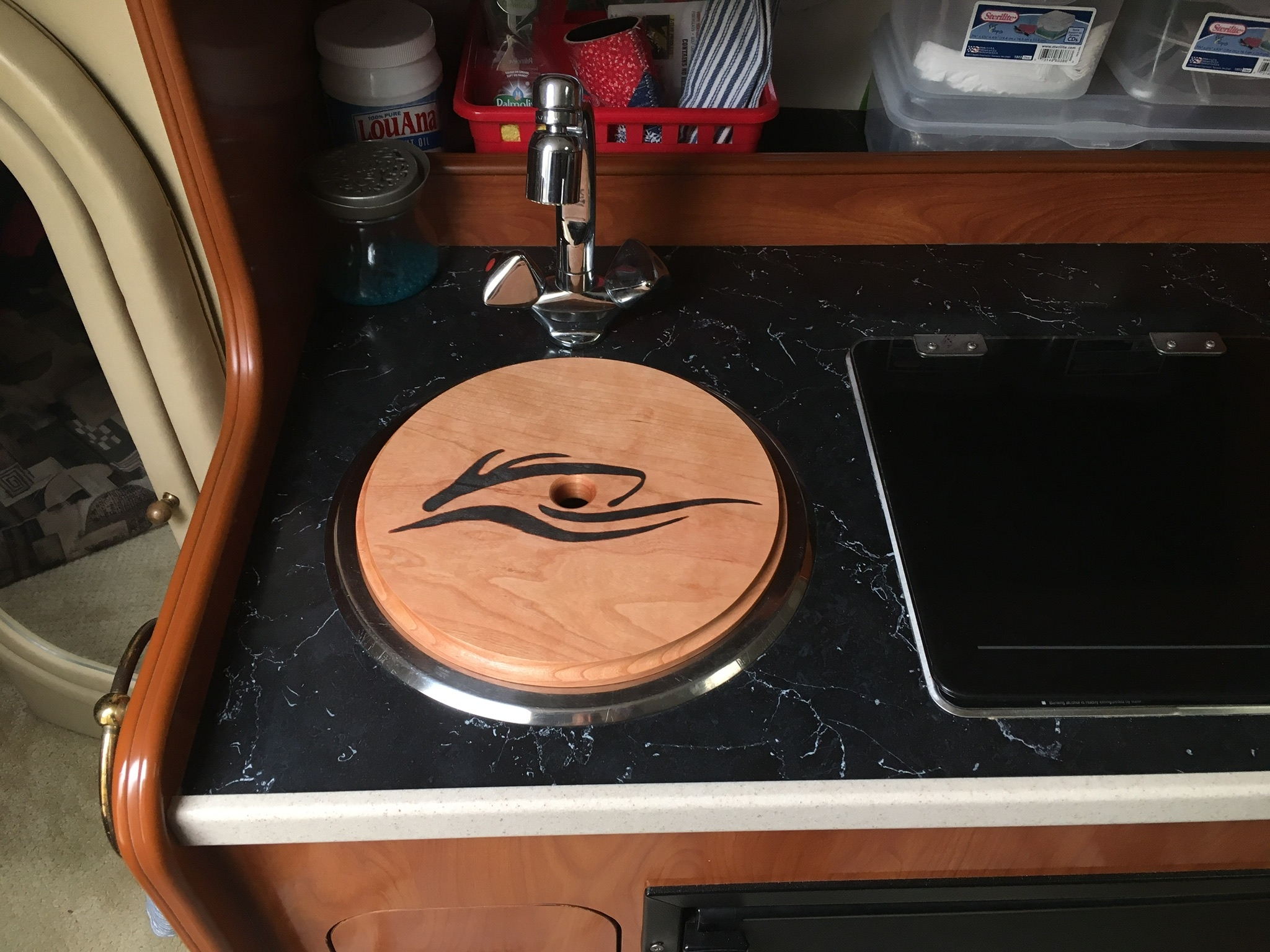 selling sink cover cutting board
