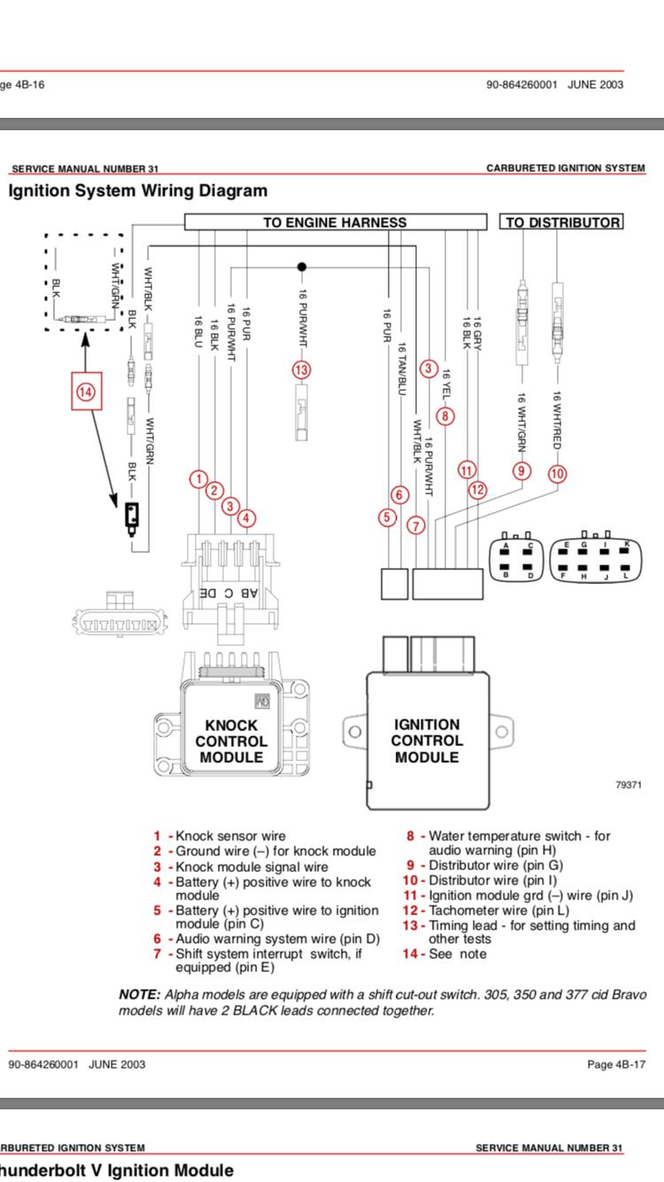 medium resolution of no spark but s cranking need help rinker boats rinker 342 wiring diagram