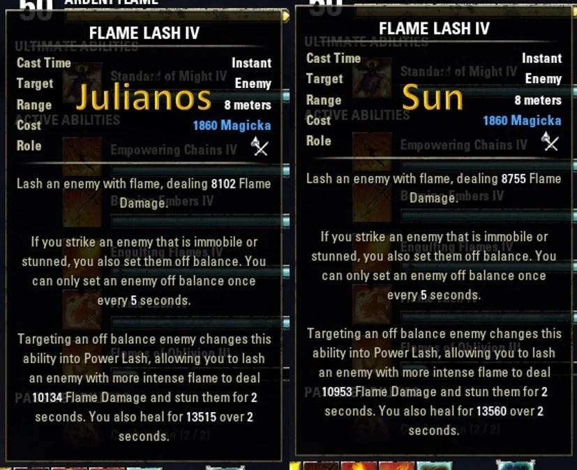 sun vs julianos elder