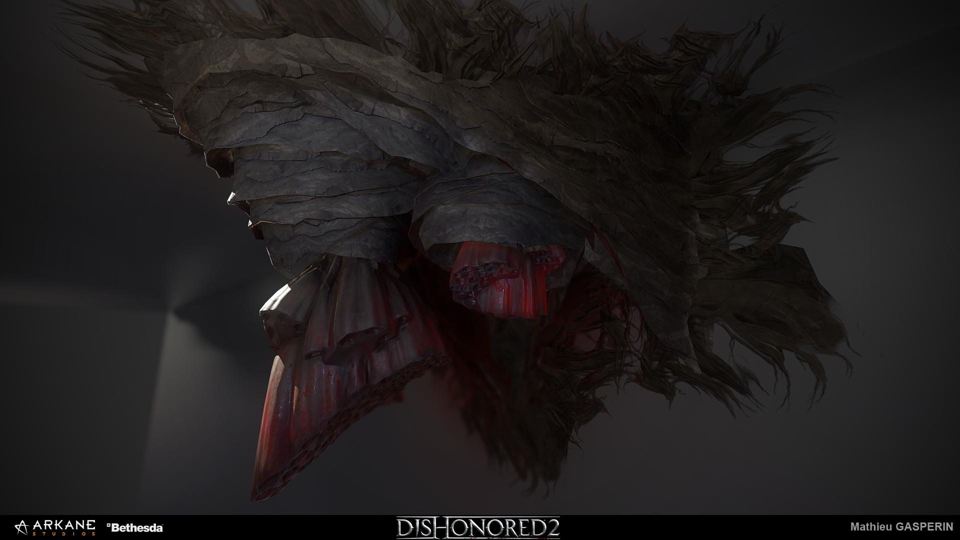 dishonored 2 art dump