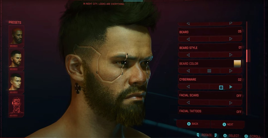 Cyberpunk 2077, how do you think they did this effect for the cybernetic  implants? — polycount