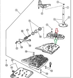 transmission valve body reassembly pieces parts car forums at on 2006 jeep transmission linkage diagram 545rfe [ 1050 x 1275 Pixel ]