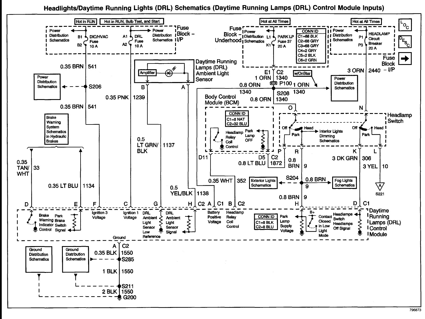 2002 Pontiac Grand Prix Starter Wiring Diagram FULL HD