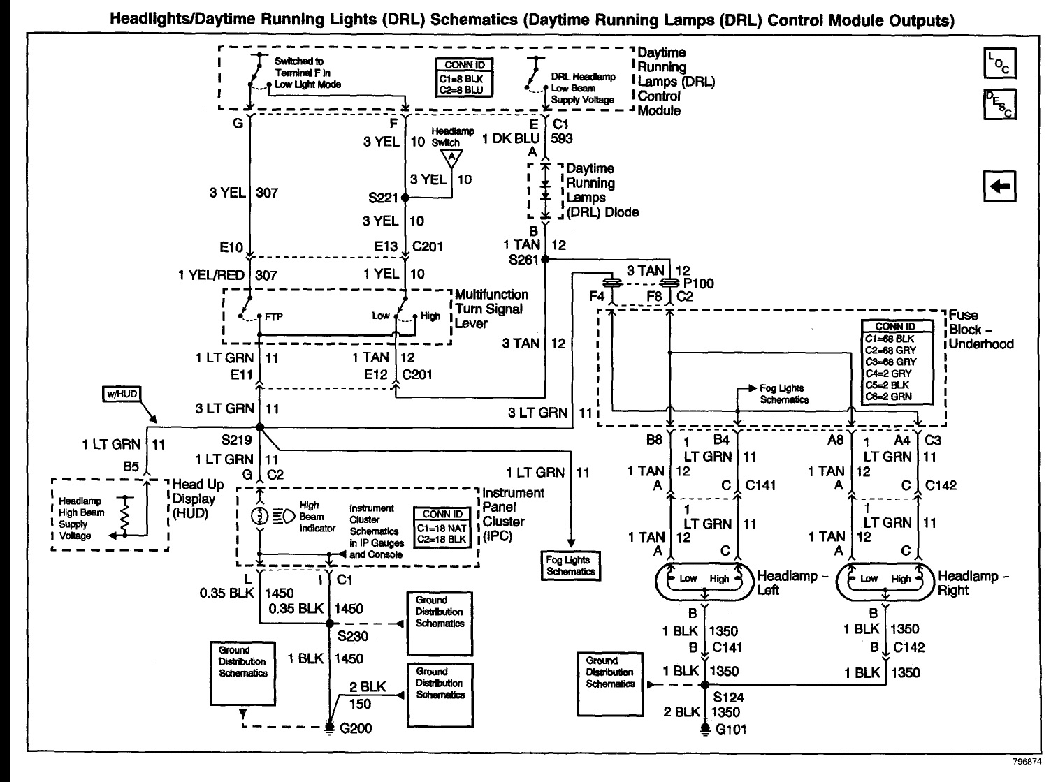 hight resolution of electrical gremlins always seem tricky to track down have you checked for voltage at the headlights found wiring diagrams online