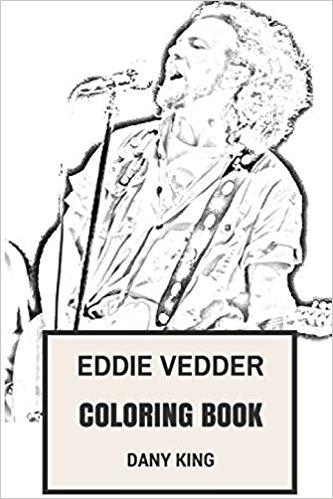 Pearl Jam Adult Coloring Book — Pearl Jam Community
